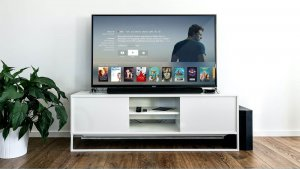 TV with streaming service