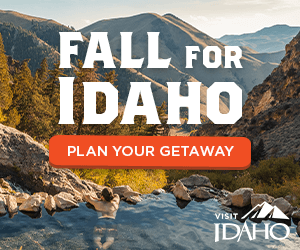 Madden Media's Visit Idaho Fall For Idaho ad campaign - 300x250 ad
