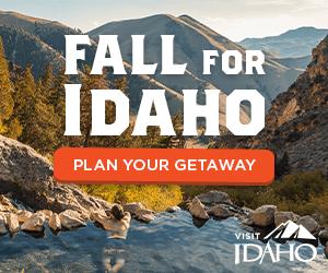 Madden Media's Visit Idaho Fall For Idaho ad campaign - 300x250 ad