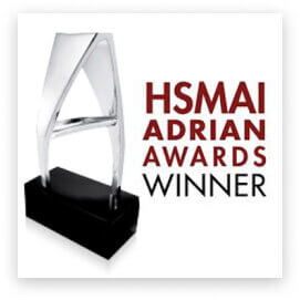 HSMAI Adrian Awards Winner