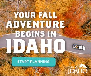 Madden Media's Visit Idaho Fall Adventure Idaho ad campaign - 300x250 ad